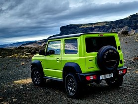 Suzuki Jimny (New Maruti Gypsy) Production in India About to Start
