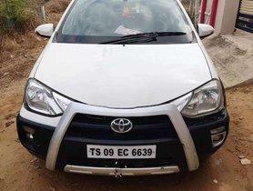 Used 2014 Toyota Etios Cross MT for sale in Jagtial