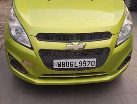 Used 2015 Chevrolet Beat Diesel MT for sale in Kolkata