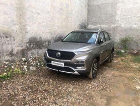 Used 2019 MG Hector AT for sale in Ludhiana