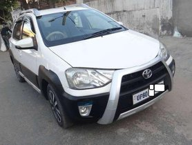 Used 2014 Toyota Etios Cross MT for sale in Agra