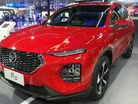 Haima 8S, A Chinese Rival Of 2020 Hyundai Creta, Could Launch In India