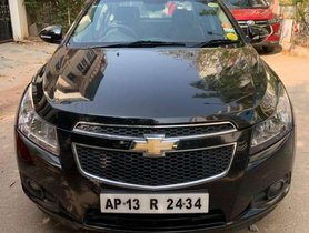 Used 2009 Chevrolet Cruze LTZ AT for sale in Hyderabad