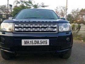 Used 2012 Land Rover Freelander 2 SE AT for sale in Nashik