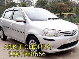 Used 2012 Toyota Etios Liva GD MT for sale in Chandigarh