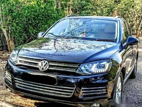 Used Volkswagen Touareg 2013 MT for sale in Nagar