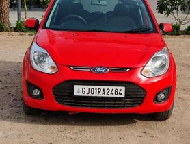 Used 2013 Ford Figo Diesel EXI MT for sale in Ahmedabad