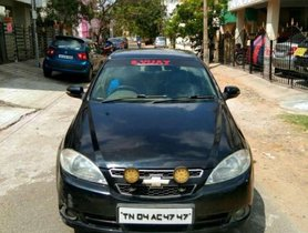 Used 2008 Chevrolet Optra MT for sale in Chennai