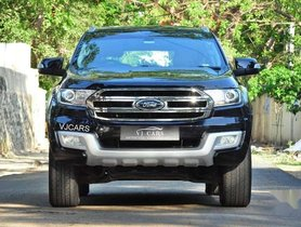 Used Ford Endeavour 2.2 Trend Automatic 4x2, 2016, Diesel AT for sale in Chennai