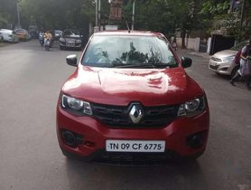 Used Renault Kwid RXL, 2016, Petrol MT for sale in Chennai