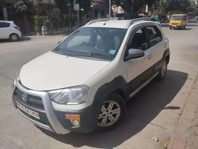 Used Toyota Etios Cross 2016 MT for sale in Indore