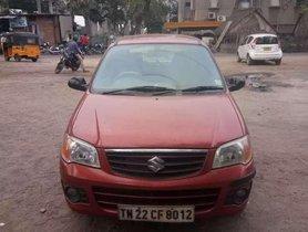 Used Maruti Suzuki Alto K10 VXI 2012 MT for sale in Chennai