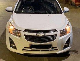 Used 2015 Chevrolet Cruze LTZ AT for sale in Mumbai