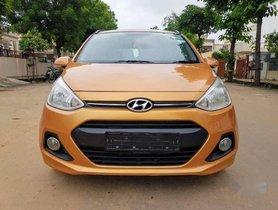 Hyundai Grand I10 CRDi Sportz , 2013, Diesel MT for sale in Ahmedabad