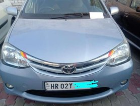 Used 2011 Toyota Etios Liva V MT for sale in Chandigarh