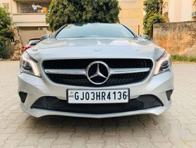Used Mercedes-Benz CLA-Class 200 CDI Sport, 2016, Diesel AT for sale in Ahmedabad