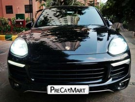 Used Porsche Cayenne S Diesel 2015 AT for sale in Nagar