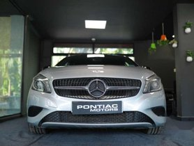 Used Mercedes Benz A Class 2013 AT for sale in Karunagappally