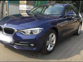 BMW 3 Series 320d Sport Line 2018 AT for sale in Hyderabad