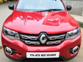 Renault Kwid RXT Manual Climber, 2016, Petrol MT for sale in Coimbatore