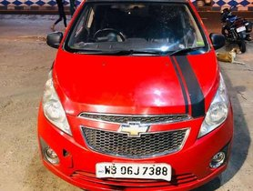 Chevrolet Beat LS, 2012, Diesel MT for sale in Kolkata