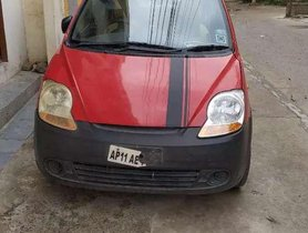 Chevrolet Spark 2008 MT for sale in Hyderabad