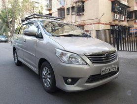 Toyota Innova 2.5 VX 7 STR 2013 MT for sale in Mumbai