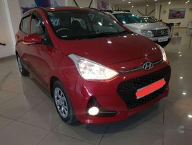 2018 Hyundai Grand i10 MT for sale in Faridabad