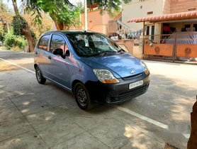 Chevrolet Spark LS 1.0, 2008, Petrol MT for sale in Coimbatore