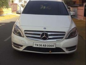 2013 Mercedes Benz B Class Diesel AT for sale in Coimbatore