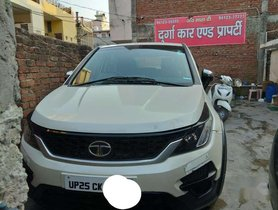 Used Tata Hexa XE 2018 MT for sale in Bareilly