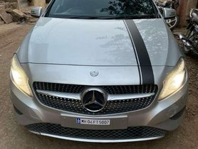 Used 2014 Mercedes Benz A Class AT for sale in Sangli