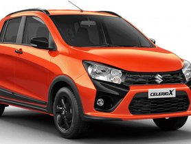 Maruti Celerio X BSVI Launched, Offers Lower Mileage Than Before