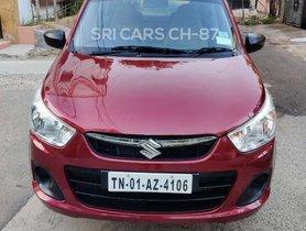 Used 2015 Maruti Suzuki Alto K10 VXI AT for sale in Chennai