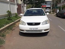 Used 2003 Toyota Corolla H4 MT for sale in Coimbatore