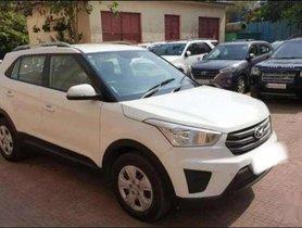 Hyundai Creta 1.6 E Plus, 2018, Petrol MT for sale in Hyderabad