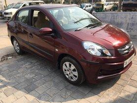 2014 Honda Amaze S i-VTEC Petrol MT in Ghaziabad