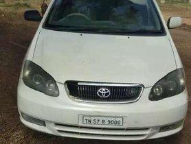 Used 2004 Toyota Corolla MT for sale in Tiruchirappalli