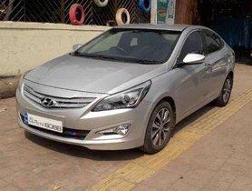 2018 Hyundai Verna 1.6 CRDi SX AT for sale in Pune