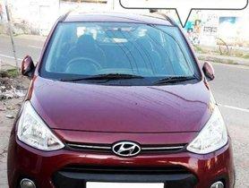 Used Hyundai Grand i10 2013 AT for sale in Kochi