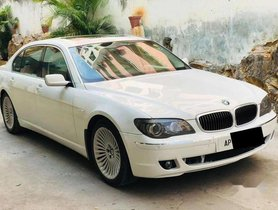 Used 2008 BMW 7 Series AT for sale in Hyderabad