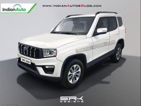 All New Mahindra Scorpio to Launch in Coming Months