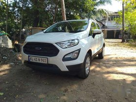 Used 2017 Ford EcoSport MT for sale in Kochi