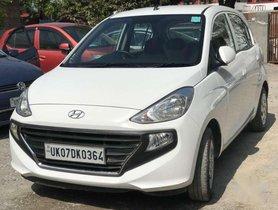 Used 2018 Hyundai Santro MT for sale in Dehradun