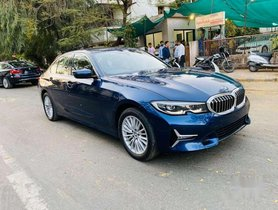 Used 2019 BMW 3 Series AT for sale in Ahmedabad