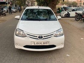 Used Toyota Etios GD SP 2014 MT for sale in Ahmedabad