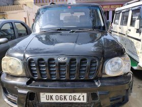 Used 2008 Mahindra Scorpio M2DI MT for sale in Bareilly
