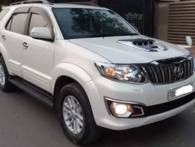 2012 Toyota Fortuner 3.0 DIesel MT  in New Delhi