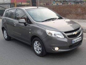 2010 Chevrolet Sail Petrol MT in New Delhi