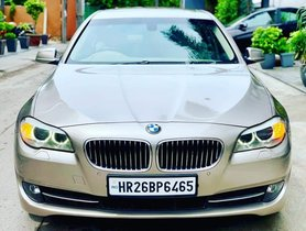 BMW 5 Series 520D Diesel AT in Gurgaon